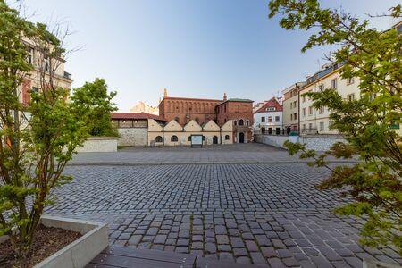 Krakow, Kazimierz District, Historic Jewish architecture