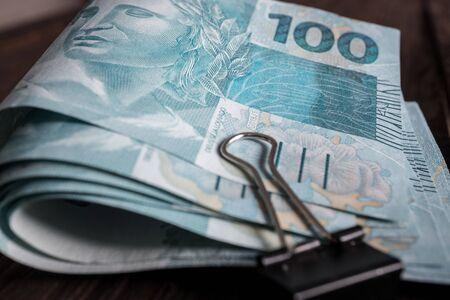 100 reais, Brazilian banknotes