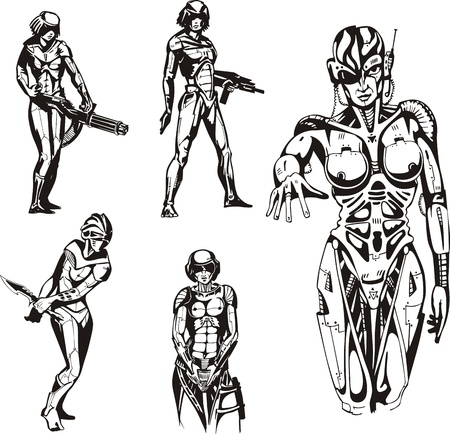 Amazon Cyborgs.