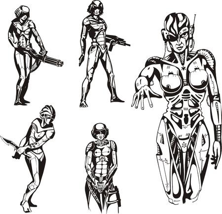 biomechanics: Amazon Cyborgs.