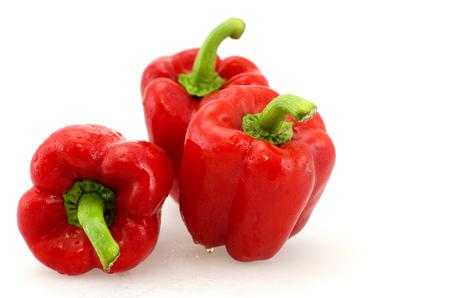 capsicum: Red Capsicum