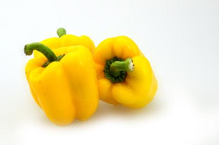 capsicum: Yellow Capsicum