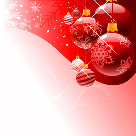 christmas background Stock Vector - 8059049