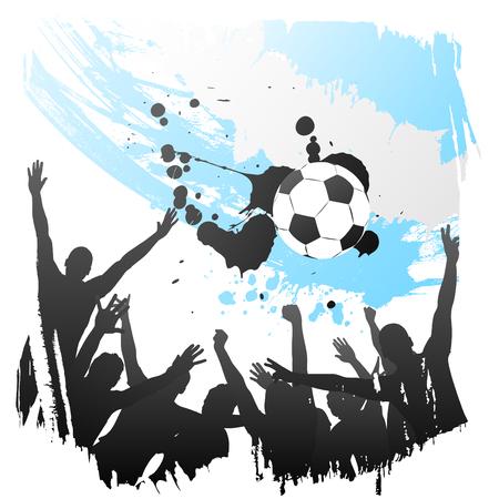 worldcup: vector worldcup argentina