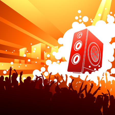 rap music: party time