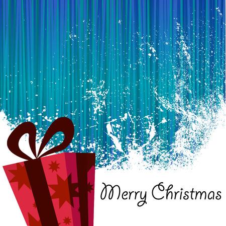 gift background Stock Vector - 8403974