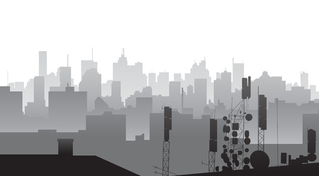 city silhouette
