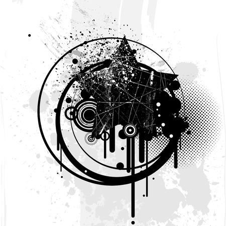 smother: grunge background