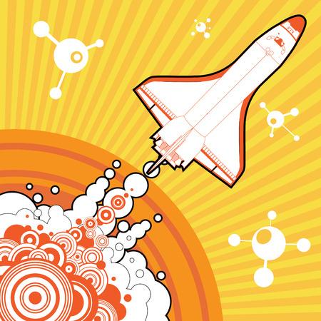 space shuttle: shuttle design