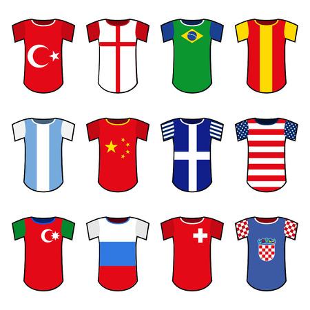 national soccer uniforms