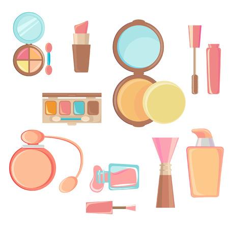 cosmetic icon set