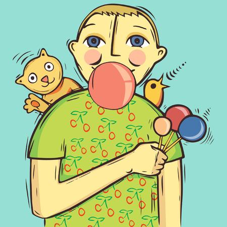 inflar: goma para inflar