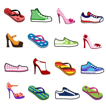 スニーカー: 男性と女性のための靴