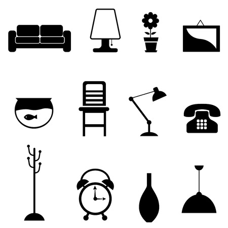 items: furniture icon
