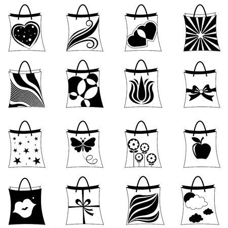 shopping bag Stock Vector - 8940846