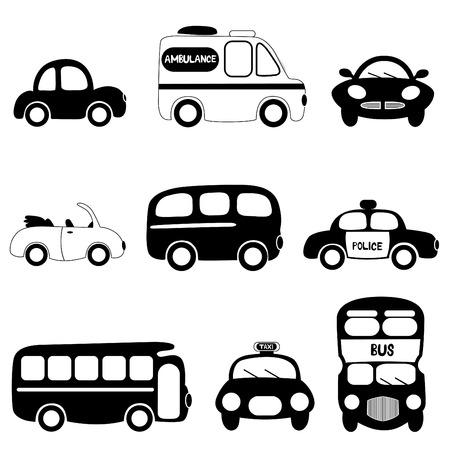 vehicles Stock Vector - 8940842