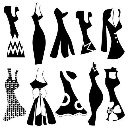 night dress: fashion woman dress