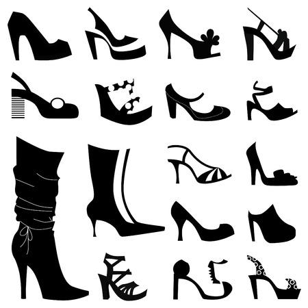 fashion item: fashion woman shoes