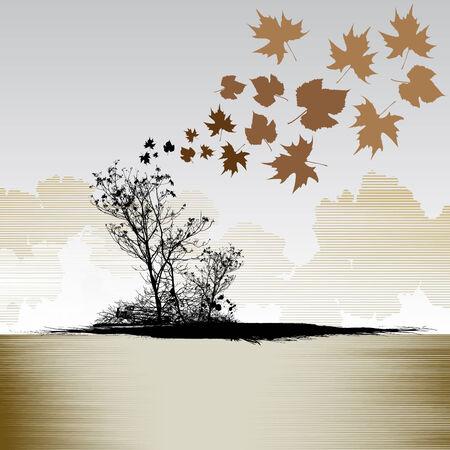 autumn design  Vector