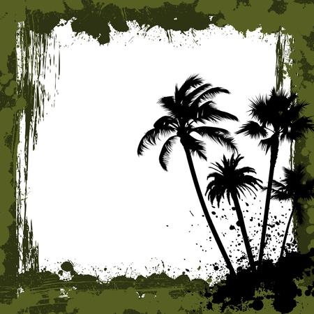 nature grunge background  Vector