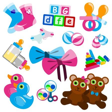 toy ducks: juguetes de beb�