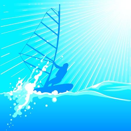 windsurfing: windsurfing