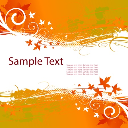 floral  frame Stock Vector - 11131268