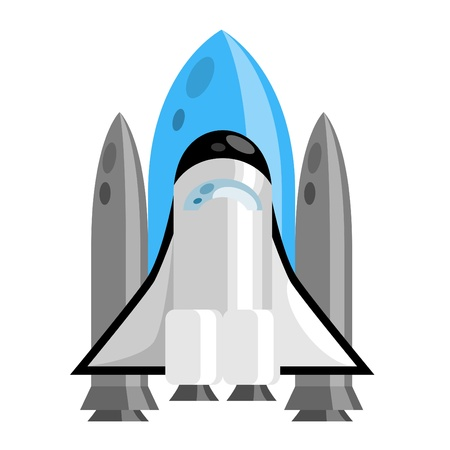 rocketship: rocket ship