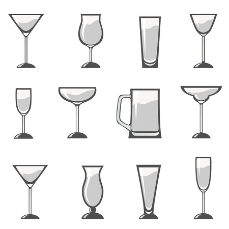 alcohol glass set