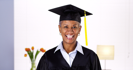 too late: Its never too late to graduate