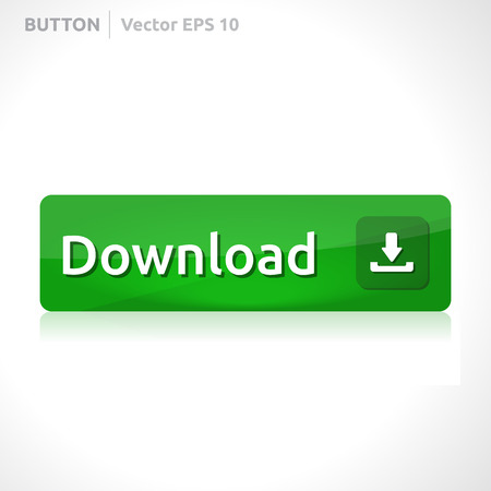 Download button template  Vector