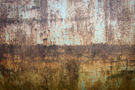 corrosion: Old rusty steel and corrosion paint texture for background design.