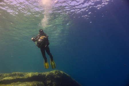 Onderwaterfotograaf
