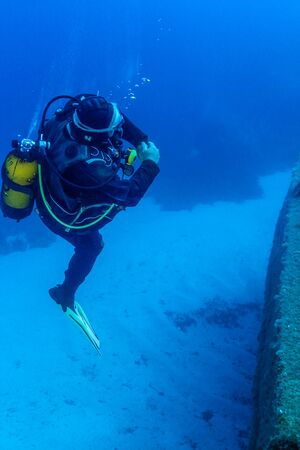 Diving the Wreck