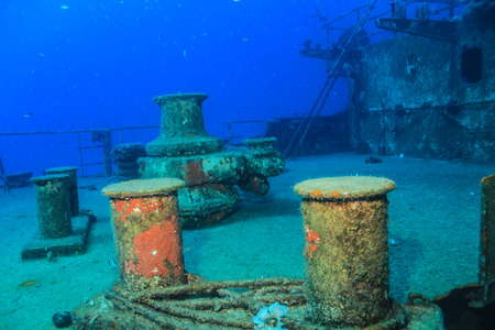 The Deck of a Wreck