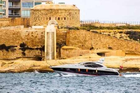 Boating in Malta