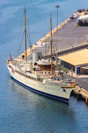 A Gentlemans Yacht