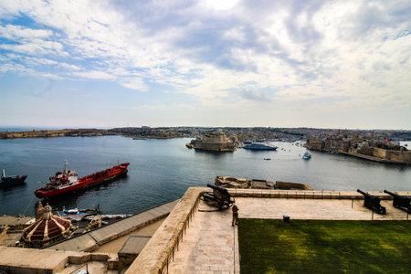 The Grand Harbour,Malta