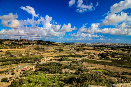A Maltese landscape