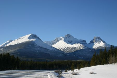 parkway: Icefields Parkway