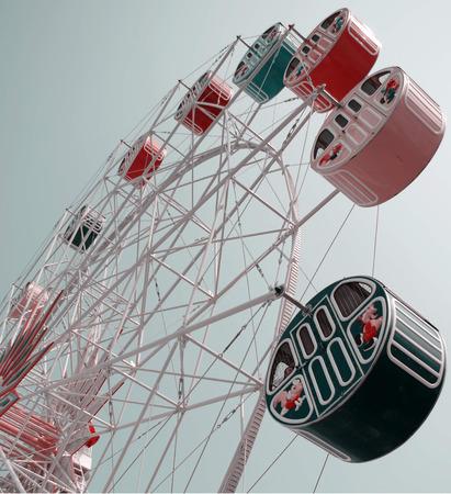 stimulus: The Ferris wheel