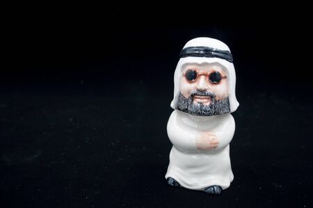 middle east: Middle East dolls with Arab robes