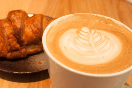 afternoon cafe: A la hora del café tarde de ocio Foto de archivo