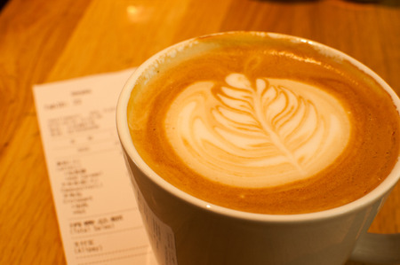 tarde de cafe: A la hora del café tarde de ocio Foto de archivo
