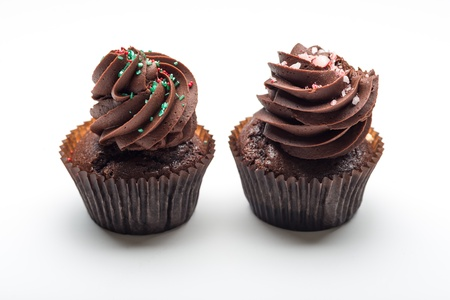 phillip rubino: Delicious Chocolate Cupcakes