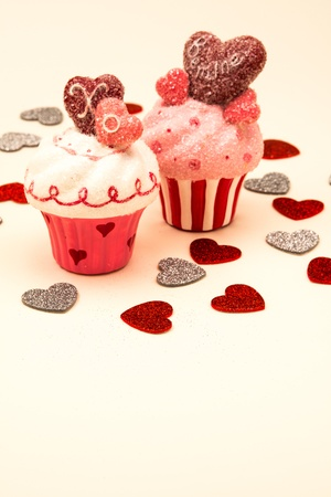 Be Mine Valentines Cupcakes