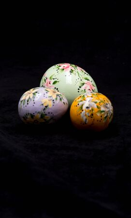 Hand Painted Eggs for Easter