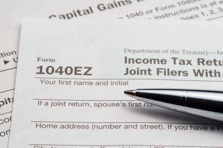 phillip rubino: Tax Form