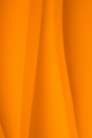 Orange wavy background smooth vertical