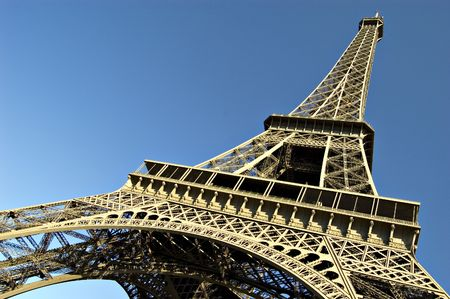 communications tower: Eiffel tower. France